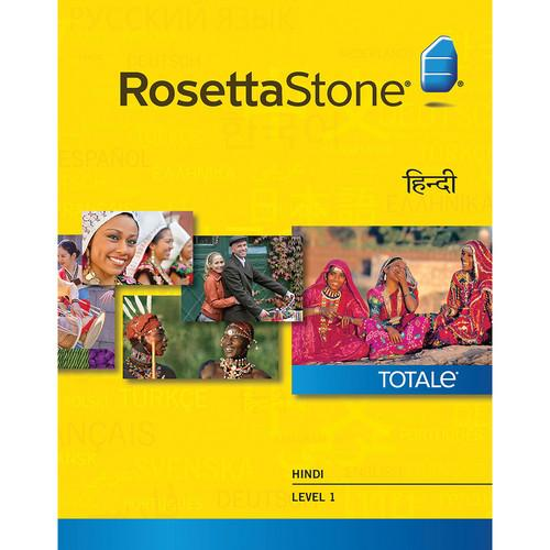 Rosetta Stone  Hindi Level 1 27811WIN