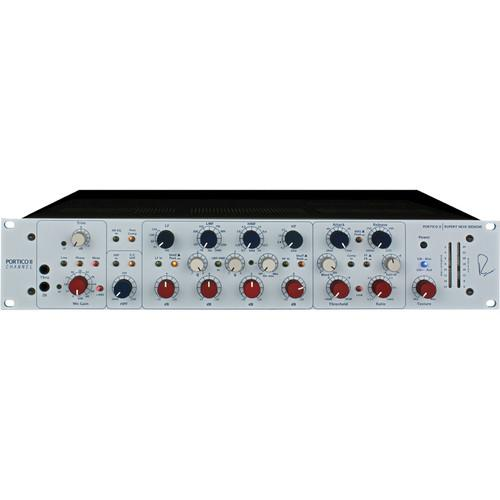 Rupert Neve Designs Portico II Channel Module PORTICO II CHANNEL