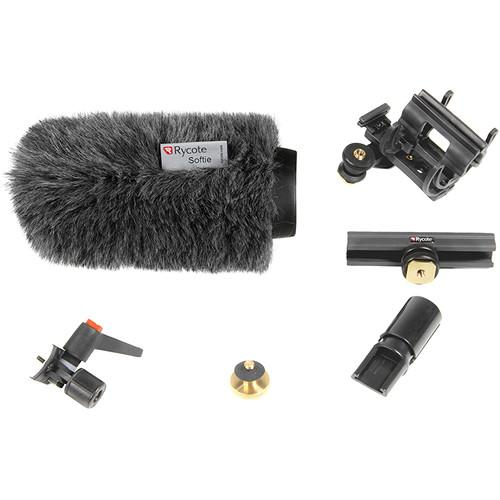 Rycote Classic-Softie Camera Kit for Shotgun Microphones 116012