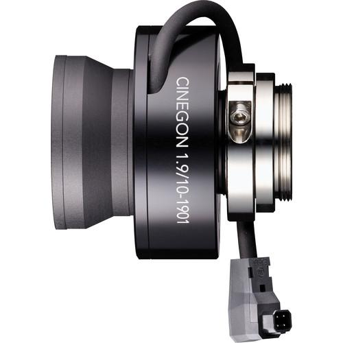 Schneider C-Mount 10mm f/1.9-16 Cinegon Motorized 22-1061374