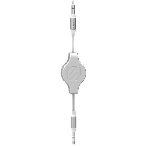 Scosche rePLAY - Retractable Audio Cable for iPod IU3.5RCSR