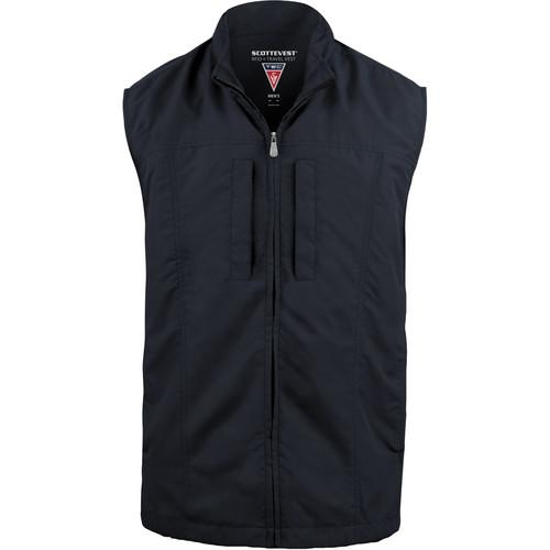 SCOTTeVEST RFID Travel Vest for Men (XL, Navy) RVMXLN