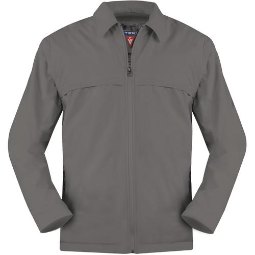 SCOTTeVEST Sterling Jacket for Men (XXX-Large, Fog) SJMXXXLF