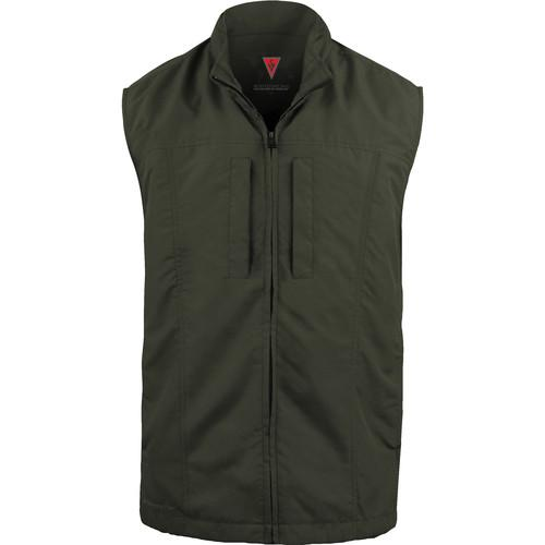 SCOTTeVEST Travel Vest for Men (Large, Olive) TVMLO