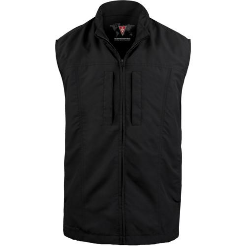 SCOTTeVEST Travel Vest for Men (Small, Black) TVMSBK
