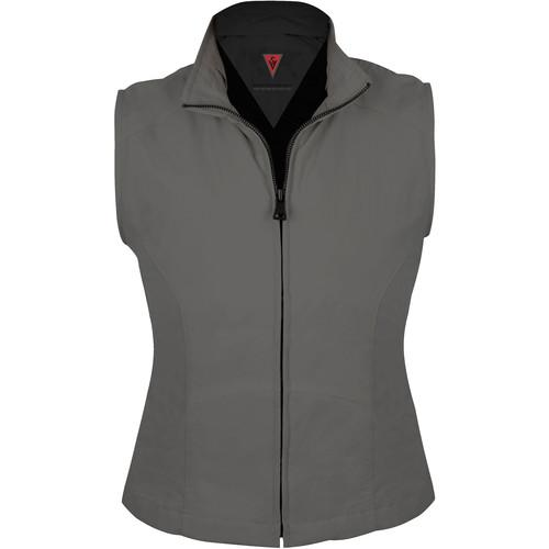 SCOTTeVEST Travel Vest for Women (XL, Gray) TVWXLGY