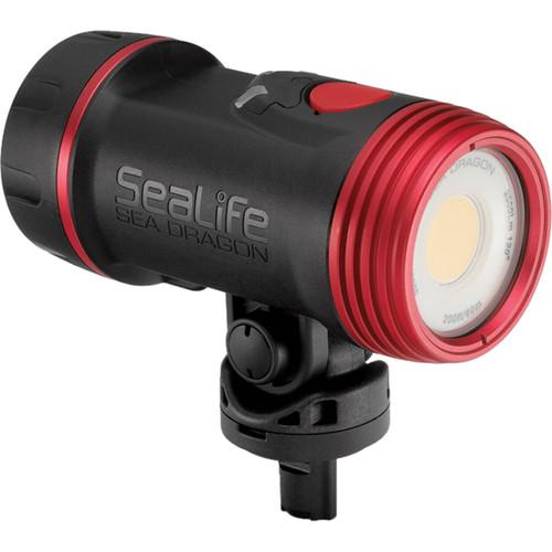 SeaLife Sea Dragon 2500 Photo and Video LED Dive Light SL6712