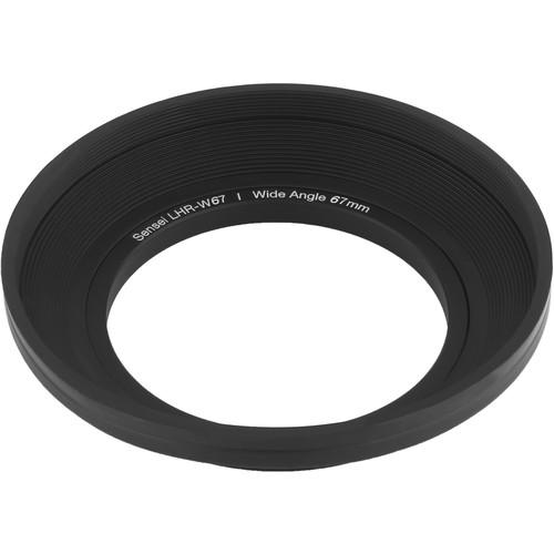 Sensei  67mm Wide Angle Rubber Lens Hood LHR-W67