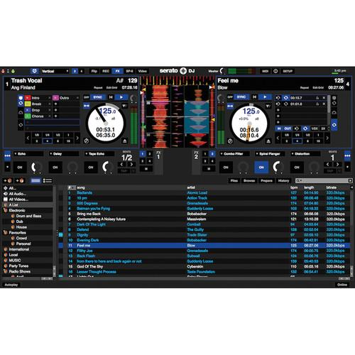 Serato  Serato DJ (Electronic Download) 10-15212
