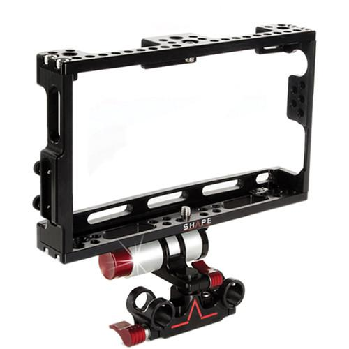SHAPE Atomos Shogun Cage with 15mm Monitor Bracket SHOROD