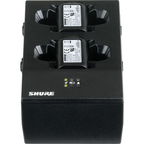 Shure SBC200 Transmitter & Battery Charger SBC200-US