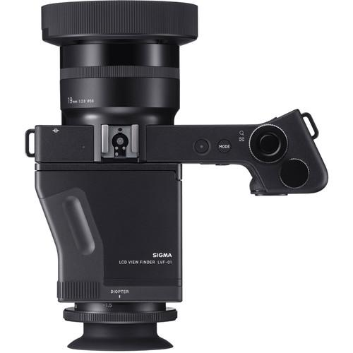 Sigma LVF-01 LCD Viewfinder for dp Quattro Cameras AL1900
