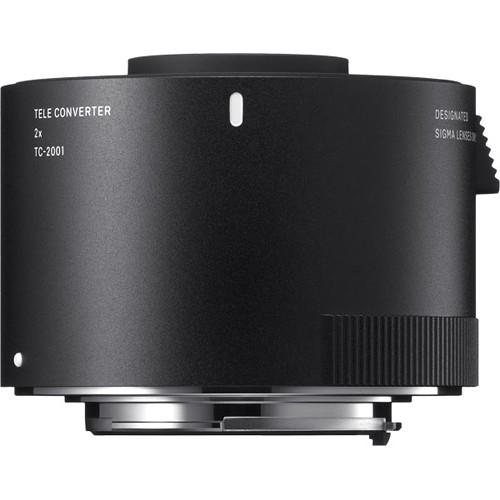 Sigma TC-2001 2x Teleconverter for Canon EF 870101
