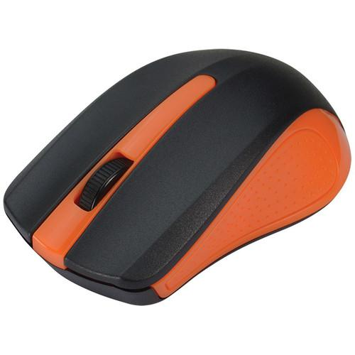 SIIG 6-Button Ergonomic Wireless Optical Mouse JK-WR0F12-S1