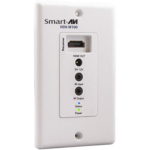 Smart-AVI HDX-W100 Wall Plate HDMI Receiver HDX-W100RX