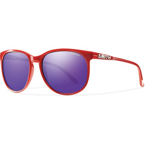 Smith Optics Mt Shasta Unisex Sunglasses MTPCPRMRD