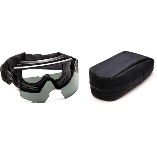 Smith Optics Outside the Wire (OTW) Tactical Goggle OTW01BK12-2R