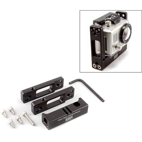 Snake River Prototyping Wide Open Camera Mount for GoPro WOCM