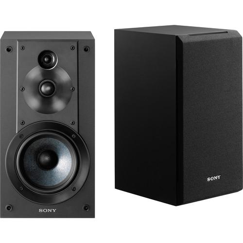 Sony SS-CS5 3-Way Bookshelf Speaker (Pair) SS-CS5