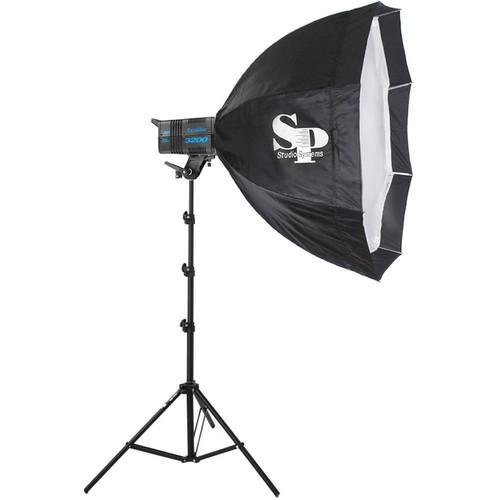 SP Studio Systems Excalibur 1600 1 Light Kit (120V) SPPRO1600CS