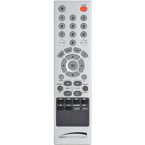 Speco Technologies Remote Control for DCS, DLS, DPS and RC-101
