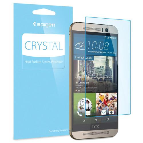 Spigen Crystal Screen Protector for HTC One M9 (3-Pack) SGP11380