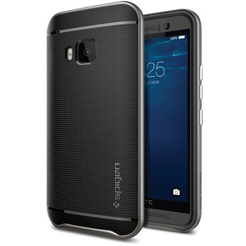Spigen Neo Hybrid Case for HTC One M9 (Gunmetal) SGP11389