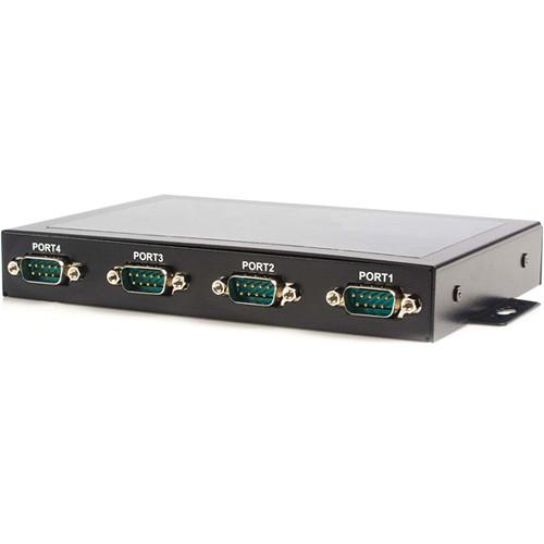StarTech 4-Port USB to Serial Adapter Hub with COM ICUSB2324X