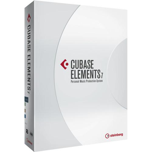 Steinberg Cubase Elements 7 Music Production Software- 502012841