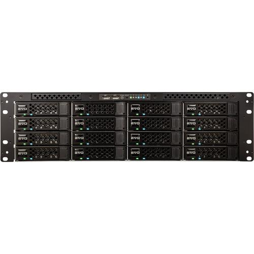 Studio Network Solutions EVO 16 Bay Base Media 16BASE4X3TB-14A
