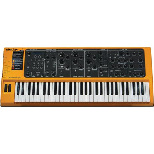 StudioLogic  Sledge 2.0 Synthesizer SLEDGE-2