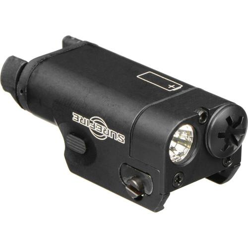 SureFire XC1 Ultra-Compact LED Handgun Light (Black) XC1-A