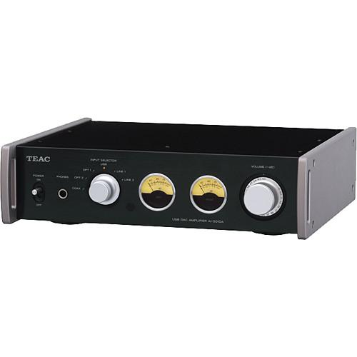 Teac AI-501DA-B Integrated Amplifier with USB AI-501DA-B