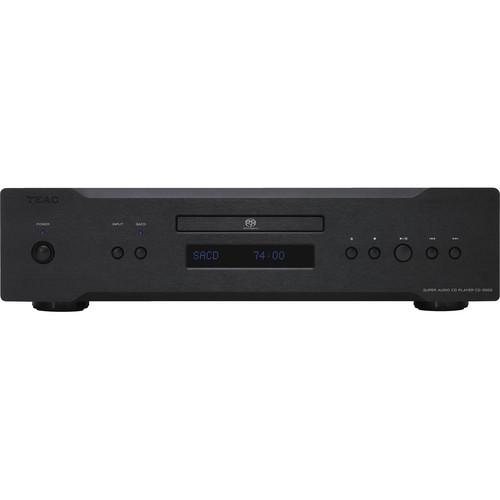 Teac CD-2000-B Distinction Series CD/SACD Player CD-2000-B