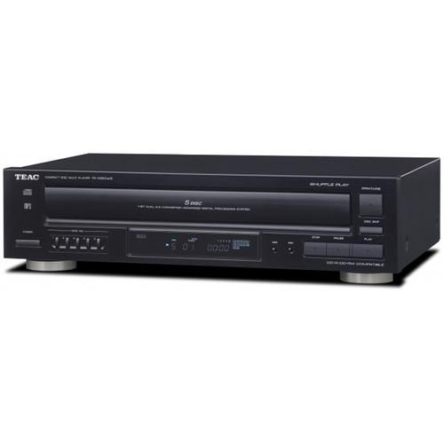 Teac  PD-D2610mkII 5-Disc CD Changer PD-D2610MK2