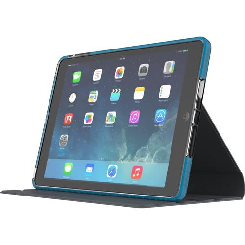 Tech21 Impact Folio Case for iPad Air (Blue/Gray) T21-4197