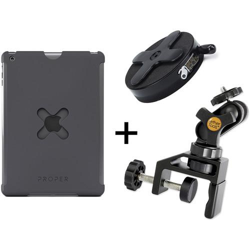 Tether Tools WU3BLK15 iPad Utility Mounting Kit WU3BLK15