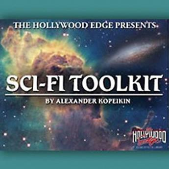 The Hollywood Edge Sci-Fi Toolkit Sound Effects HE-SCIFI-2448DN