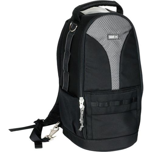 Think Tank Photo Glass Taxi Backpack (Black/Gray) 190