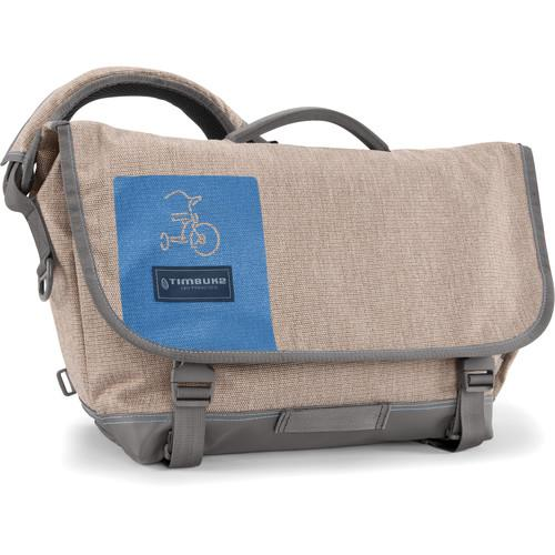 Timbuk2 Stork Diaper Messenger Bag (Natural/Gunmetal) 154-4-3953