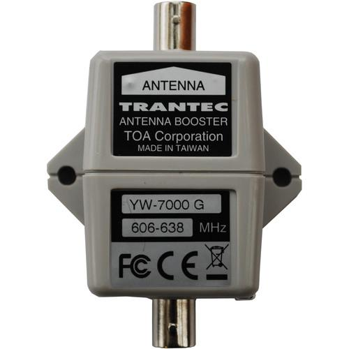 Toa Electronics Trantec Antenna Booster for S5.3, YW-7000 G