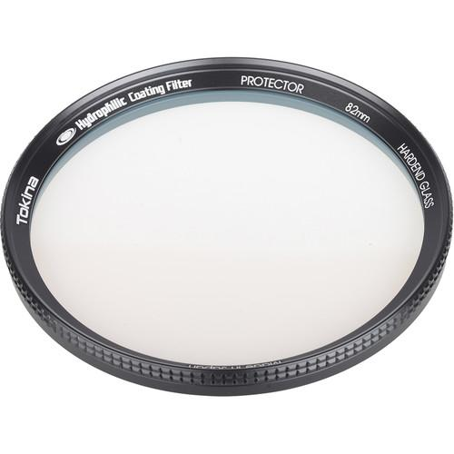 Tokina 82mm Hydrophilic Coating Protector Filter TC-HYD-R820