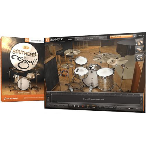 Toontrack Southern Soul EZX for Sound Expansion TT312SN