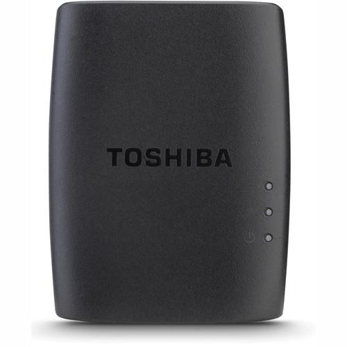 Toshiba Canvio Cast Wireless Adapter HDWW100XKWU1