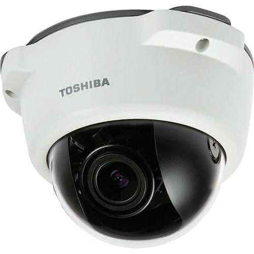 Toshiba IK-WR04A Outdoor IP Network Mini-Dome Camera IK-WR04A