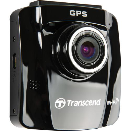 Transcend DrivePro 220 Wi-Fi Ready Dash Cam with GPS TS16GDP220M