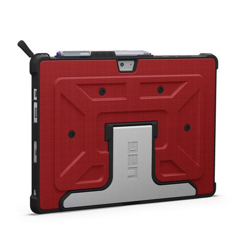 UAG Rogue Case for Microsoft Surface 3 (Red) UAG-SURF3-RED-VP