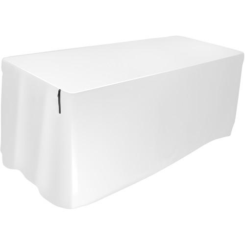 Ultimate Support  5' Table Cover (White) 17416