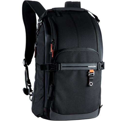 Vanguard Quovio 44 Convertible Backpack/Sling (Black) QUOVIO 44