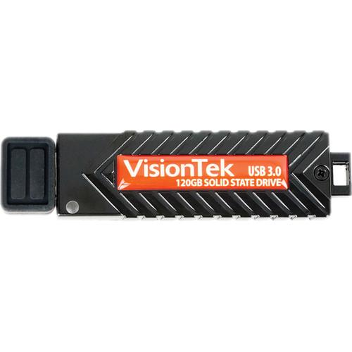 VisionTek  120GB USB Pocket SSD 900718